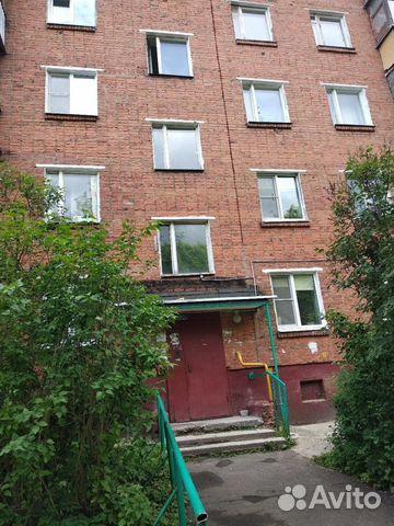 Продается двухкомнатная квартира за 3 100 000 рублей. микрорайон Белые Столбы, Домодедово, Московская область, улица Геологов, 6.
