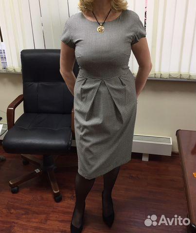 9f29eab79255e77 Платье, фирма max mara weekend (Италия), размер 48 купить в Москве ...