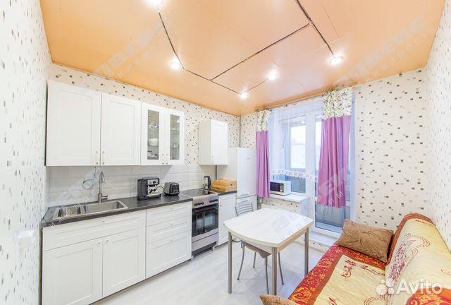 Продается однокомнатная квартира за 3 650 000 рублей. Ленинградская область, Всеволожский район, посёлок Мурино, Охтинская аллея, 10к1.