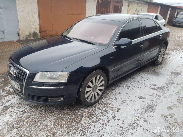 Разбор Audi A8 d3 2007 89811780808 купить 1