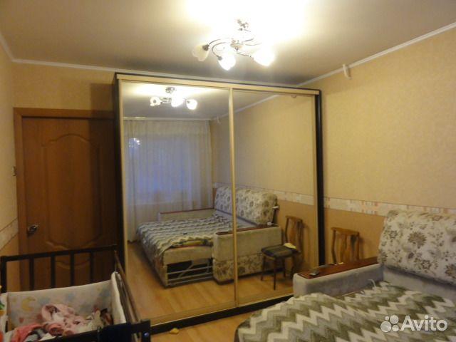 Продается трехкомнатная квартира за 3 900 000 рублей. Мурманск, улица Крупской, 50.