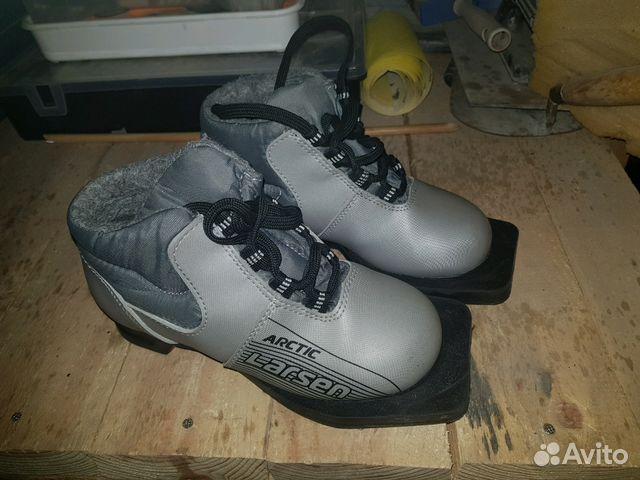 Лыжные ботинки 89822904344 купить 1