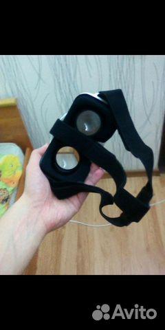 Очки виртуальной реальности (VR-BOX)