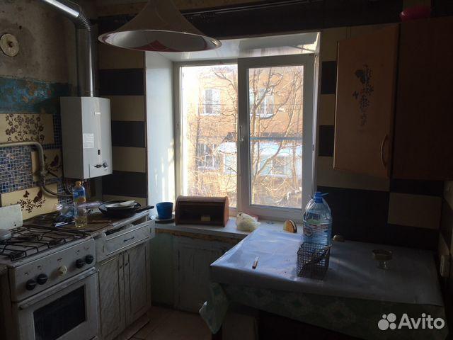 Продается однокомнатная квартира за 1 730 000 рублей. Тула, улица Машинистов, 1, подъезд 2.