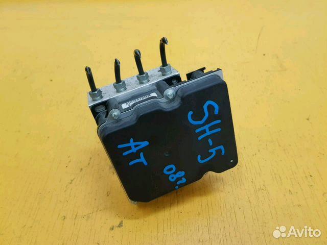 89625003353 Блок абс Subaru Forester, SH5, EJ20