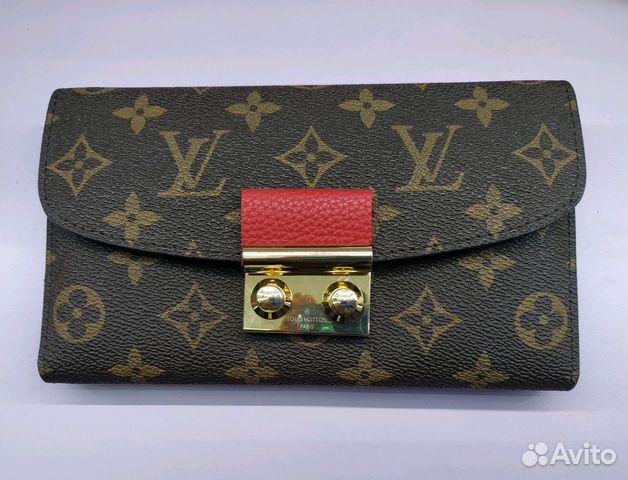 f0d649fe5597 Кошелек женский Louis Vuitton купить в Санкт-Петербурге на Avito ...