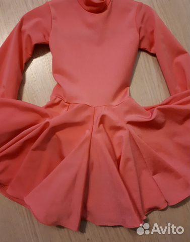 9d498dd2e2b Платье для бальных танцев на 3-4 года купить в Новосибирской области ...