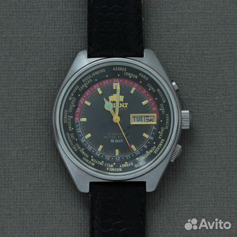 88df3f7f Orient Ориент автоподзавод мужские часы R купить в Москве на Avito ...