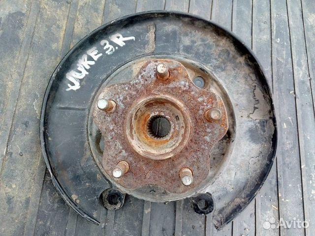 89026196331 Кулак поворотный задний правый Nissan Juke F15