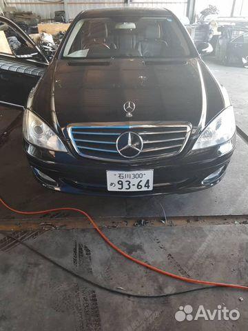 62e95d4f818c6 Разборка Mercedes S-class Mercedes Benz W221 S550 купить в Москве на ...