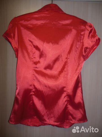 Новые блузки с коротким рукавом р 44-46 89177279217 купить 2