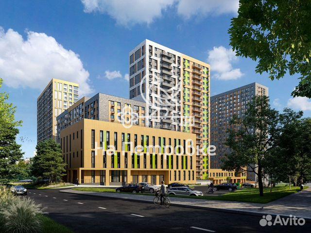Продается однокомнатная квартира за 8 321 000 рублей. г Москва, ул Рябиновая, д 3 к 2.