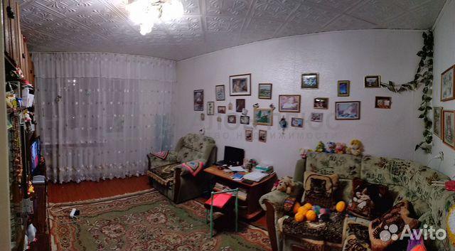Продается трехкомнатная квартира за 1 350 000 рублей. Респ Коми, г Ухта, пгт Водный, ул Торопова, д 2.
