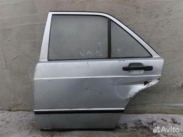89026196331 Дверь задняя левая Mercedes-Benz C-Class W201