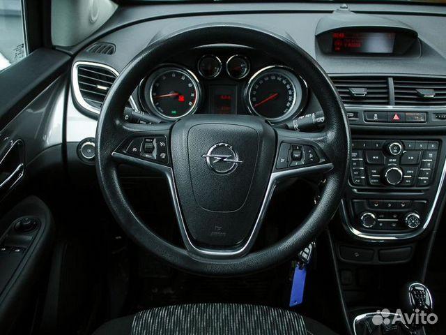 Купить Opel Mokka пробег 105 000.00 км 2012 год выпуска