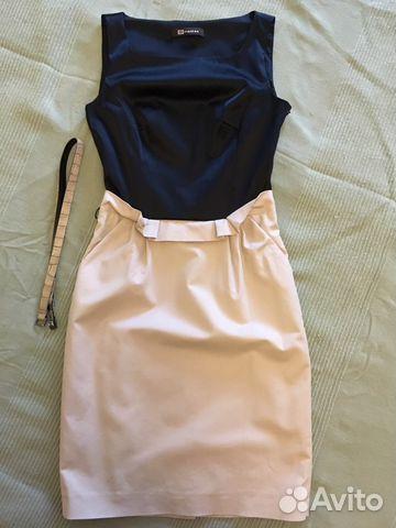 8d5806bfb92 Платье -футляр летнее стрейч