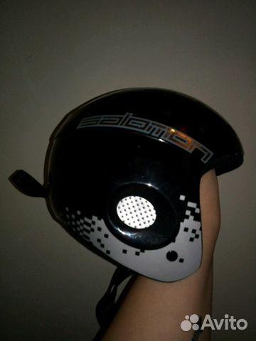 Шлем детский salomon