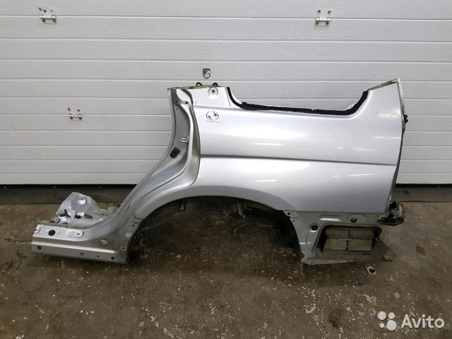 89625003353 Крыло заднее левое Subaru Forester, SG5, EJ20