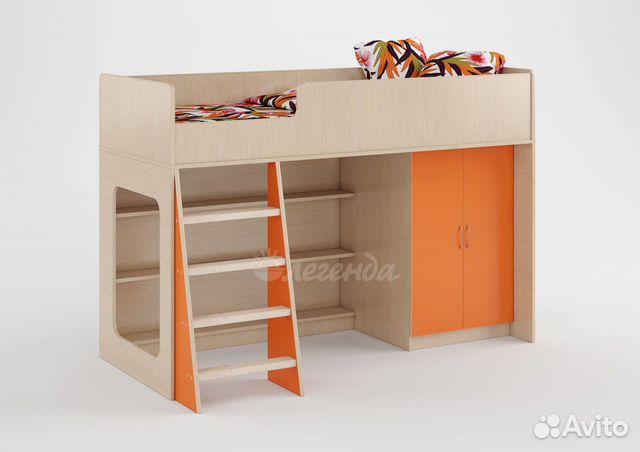 Кровать чердак  89271065650 купить 3