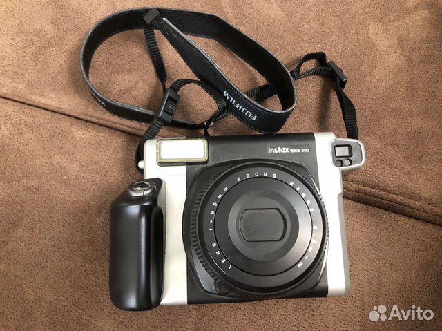 Фотоаппарат Fujifilm instax wide 300 купить в Москве на Avito