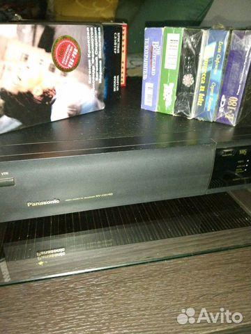 Видеомагнитофон Panasonic 89029179980 купить 1