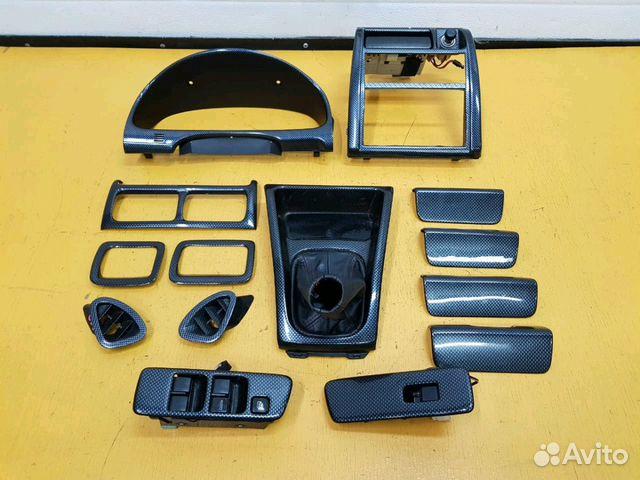 89625003353 Отделка салона (карбон ) Subaru Forester, SF5