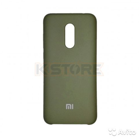 Накладка Silicone Case для Xiaomi Redmi Note 4/4x— фотография №1