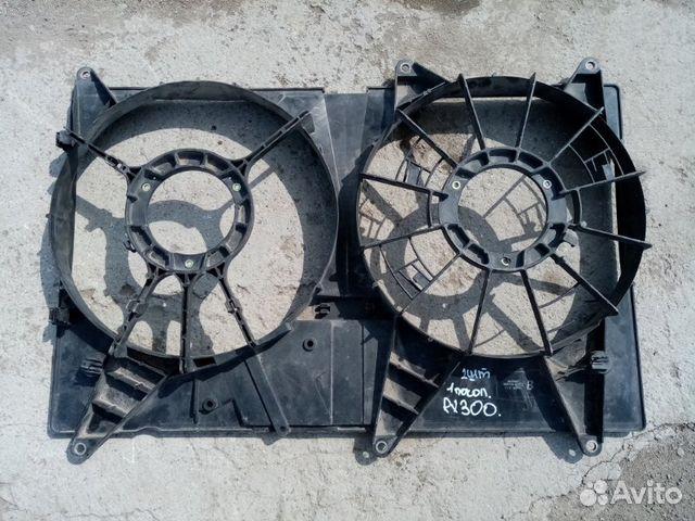 89026196331 Диффузор Lexus Rx300 1 поколение 1MZ-FE 2000