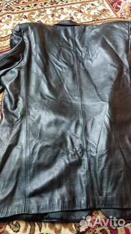 Пиджак кожаный  89024174627 купить 6