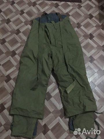 Зимние рабочие брюки (комбинезон)  купить 2