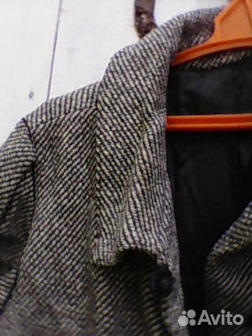 Пальто зимо-сезонное 89273640929 купить 3
