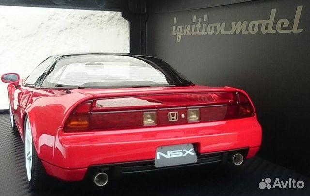 Под заказ ignition model honda NSX NA1 купить 2