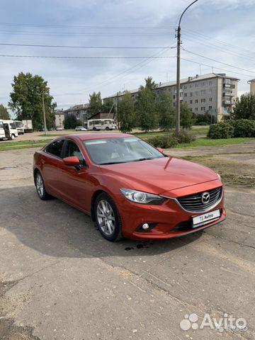 Mazda 6, 2013  89815531730 купить 1