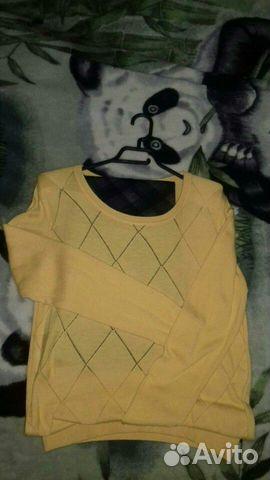 Джемпер + юбка