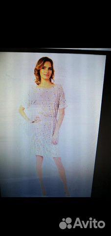 Платье новое летнее р 52 Melado