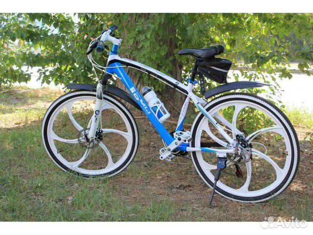 Велосипед бмв фото 3