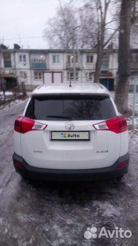 Toyota RAV4, 2014 89378732269 купить 4