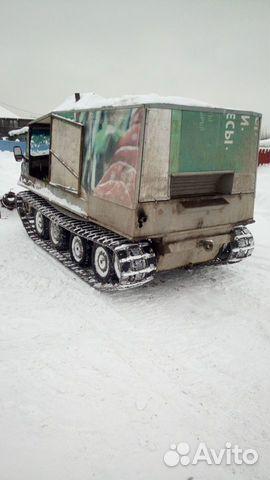 Снегоболотоход Сколопендра купить 6
