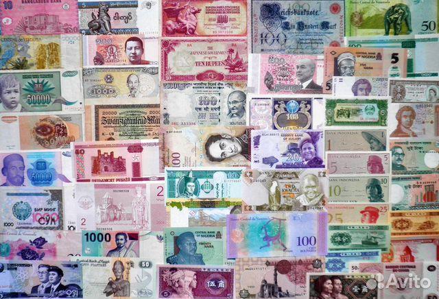 Иностранные монеты и банкноты 89176361160 купить 3