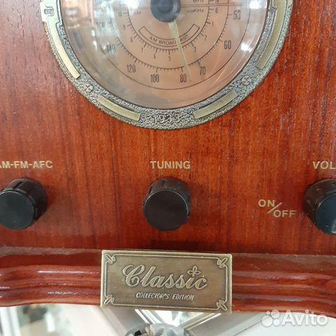 Ретро радиоприемник  89009915993 купить 2