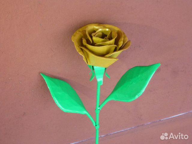 Кованные изделия Розы 89913784997 купить 8