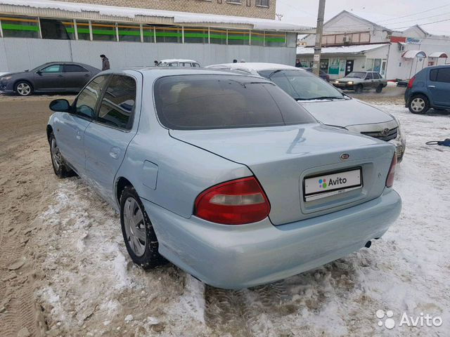 KIA Clarus, 2000 89875654304 купить 4