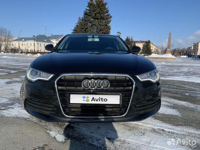 Audi A6, 2014 89587687118 купить 6