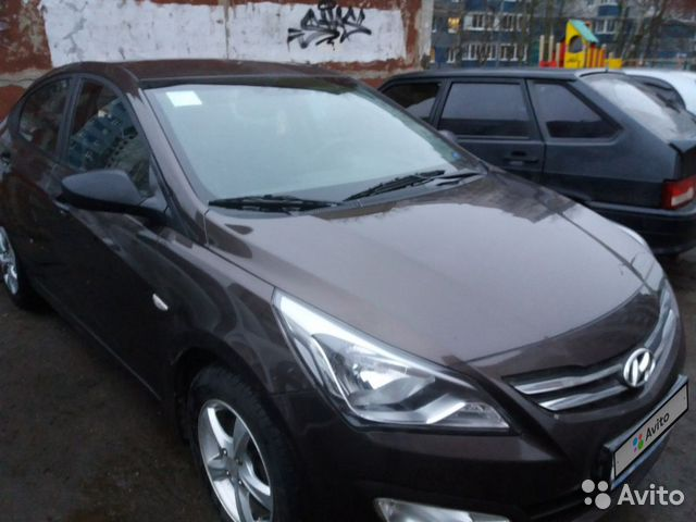 Hyundai Solaris, 2016 89611538432 купить 2