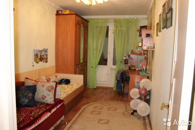 3-к квартира, 59 м², 3/9 эт. 89065293470 купить 3