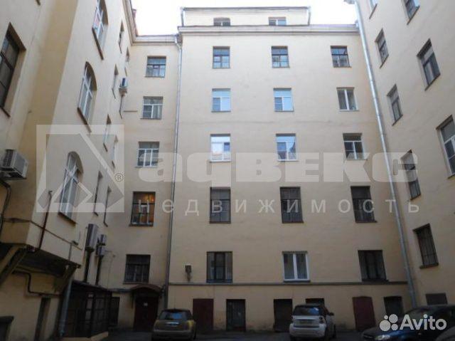 Комната 38.5 м² в 4-к, 2/5 эт. купить 2