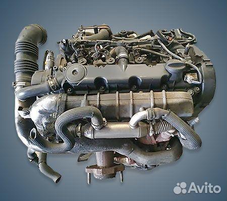 84732022776 Двигатель Peugeot 406 1995-1999