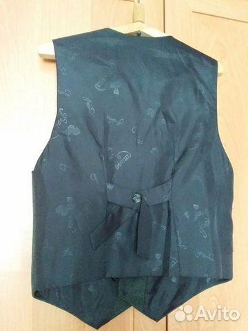 Школьный костюм-тройка  89606329835 купить 4