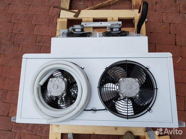 Сплит-система для холодильной камеры 89587629065 купить 3