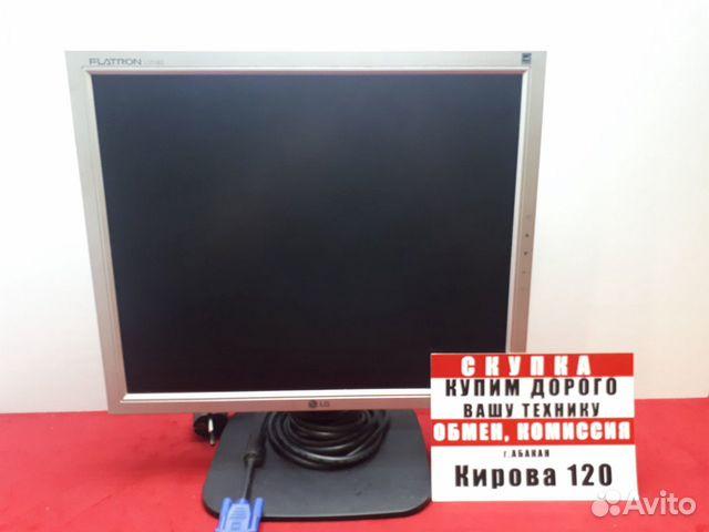 89503079406  Монитор LG-17 (К120)